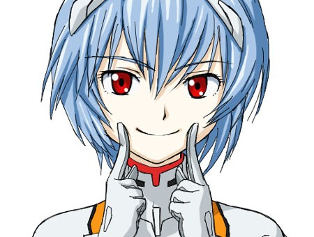 smiling_rei_ayanami_by_lionheart088