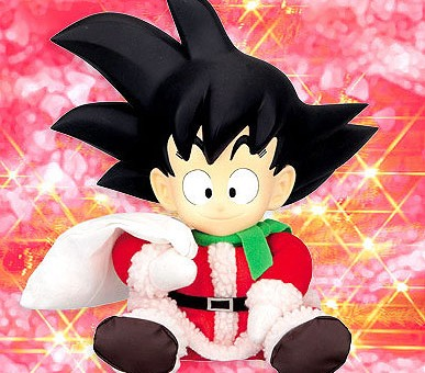 --- Vos Dernières Acquisitions Import Jap. --- - Page 17 00518-2-Figura-Dragon-Ball-Son-Goku-Santa-Claus-Papa-Noel-387x340